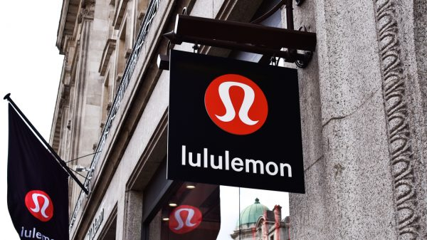 Lululemon has smashed analysts' expectations over its third quarter thanks to a dramatic rise in online sales, which now account for over 40 per cent of its total revenue.