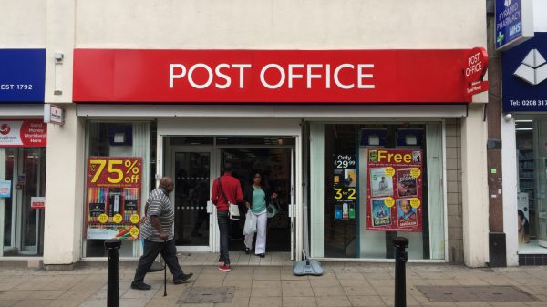"The Post Office raked in sales of over £66 million throughout December despite lockdown restrictions ""driven by the growth in online retailing""."