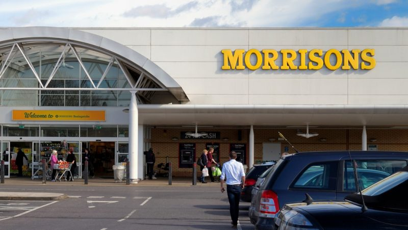 """Morrisons will convert 50 of its car parks across the UK into COVID-19 vaccine centres after its chief executive said the grocer was """"at the disposal of the country""""."""
