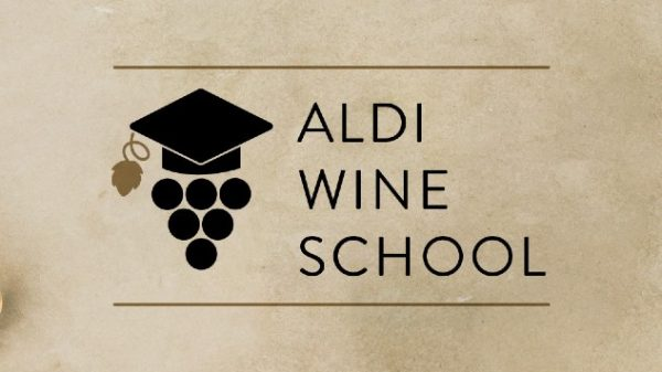 Aldi has launched the first ever supermarket wine school offering free online classes with the discounter's wine experts.