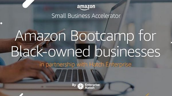 Amazon has launched a new two-day boot camp aimed at helping Black-owned businesses expand their online operations.