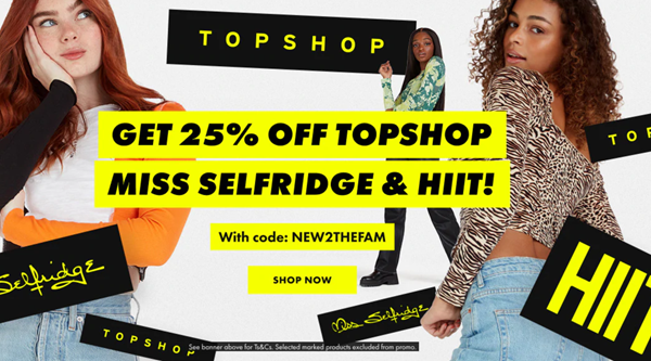 Asos has unveiled its first new Topshop and Topman product ranges on its platform as its official online relaunch is completed.