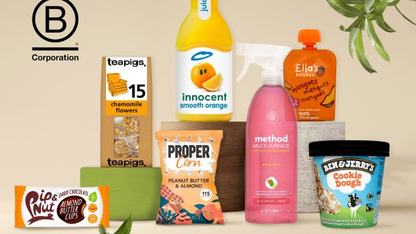 "Ocado has launched the UK's largest dedicated ""B-Corp"" digital shopping aisle selling over 1000 products from sustainable suppliers."