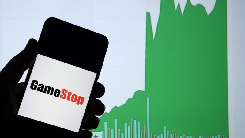 GameStop stocks have once again skyrocketed on the US stock market more than doubling in a few hours, but analysts have no idea why.