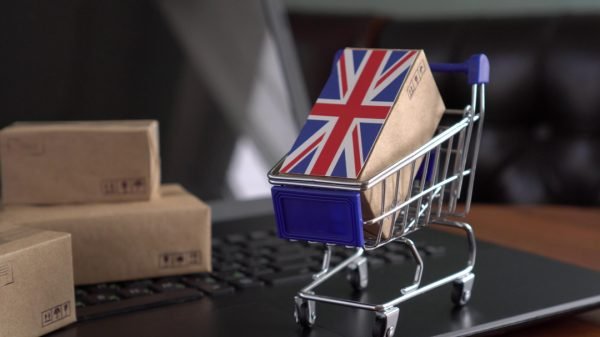 The UK's ecommerce market is now the third largest in the world following record-breaking sales figures throughout 2020.