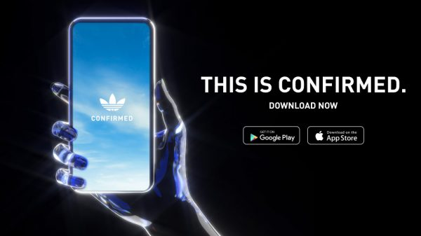 "Adidas has launched its ""Confirmed"" app in the UK and across Europe for the first time offering shoppers access to exclusive drops and never-before-seen content."