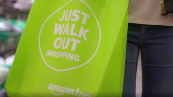 "Amazon has officially opened the doors to its first physical store in the UK offering shoppers its flagship ""just walk out shopping"" system."