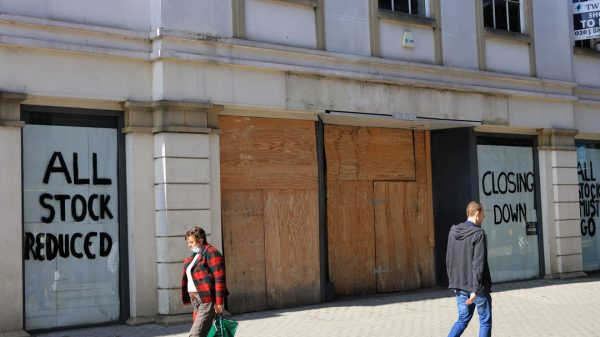 1 in 3 UK retail premises are now 'zombie shops', research reveals