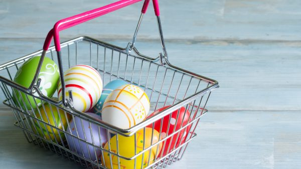 """Easter retail sales are set to fall for a second year running as continued restrictions on social gatherings """"impact shopper's enthusiasm"""" for gifts and meals."""