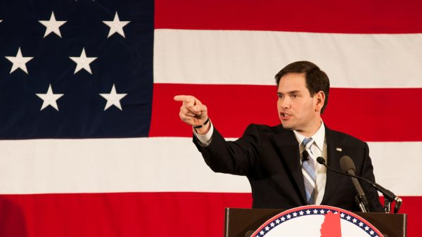 Amazon has been slammed by Republican senator Marco Rubio who has given his unlikely endorsement to its workers attempting to form a union.