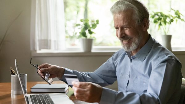 """Over 90 per cent of over 55s in the UK now shop online according to new research which aims to """"bust the myths associated with their online behaviours."""""""