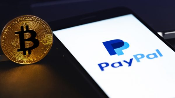 Paypal has announced it is giving customers the chance to 'checkout with crypto' at its 29 million merchants for everyday purchases.