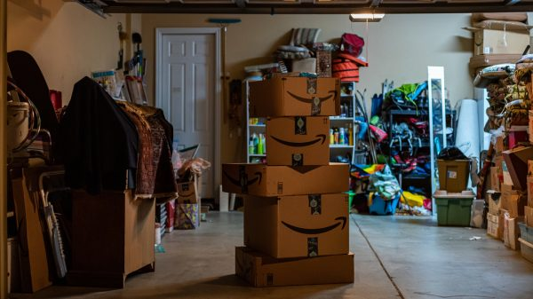 Amazon has radically expanded its delivery service which allows Prime members to have groceries dropped off inside their garage.