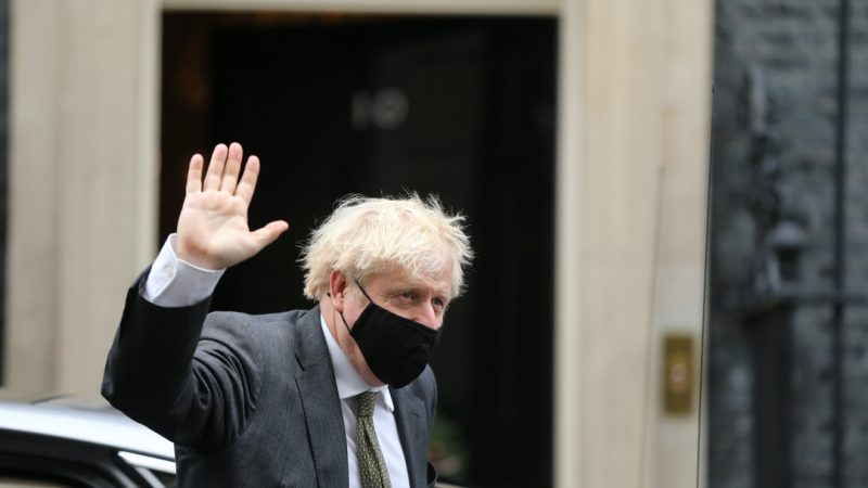 """Prime Minister Boris Johnson has insisted that he """"loves John Lewis"""" after facing a widespread backlash on social media and probe into the controversial refurbishment."""