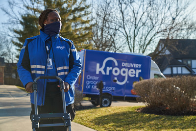 American grocery giant Kroger has unveiled the first US-based customer fulfilment centre developed by Ocado.