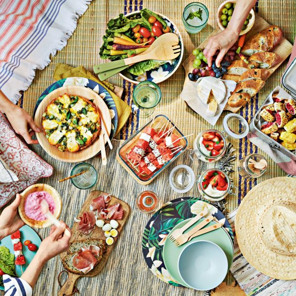 Ocado has seen demand for summer items like Pimms, BBQs and Aperol skyrocket over the past month as shoppers look forward to eased lockdown restrictions.