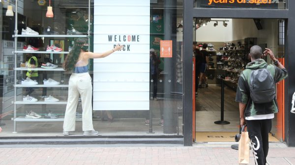 Nearly a third of shoppers plan to shun the high street in favour of online shopping despite non-essential store reopening for the first time this year.