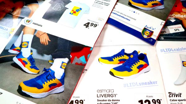 Lidl has announced it is to re-release its highly sought after trainer that caught the attention of sneakerheads last summer.