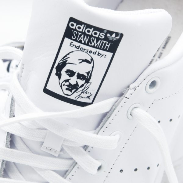 Adidas has revealed it is releasing an eco-friendly version of its classic Stan Smith silhouette made from the roots of mushrooms.
