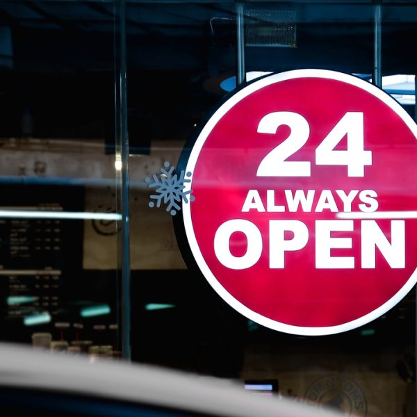 UK supermarkets are dramatically reducing the number 24-hour stores as they opt to use their downtime to pick online orders instead.