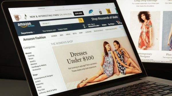 """Amazon Fashion has launched a new 'Local Label Hub' to """"champion small and medium-sized fashion companies"""" in the UK."""