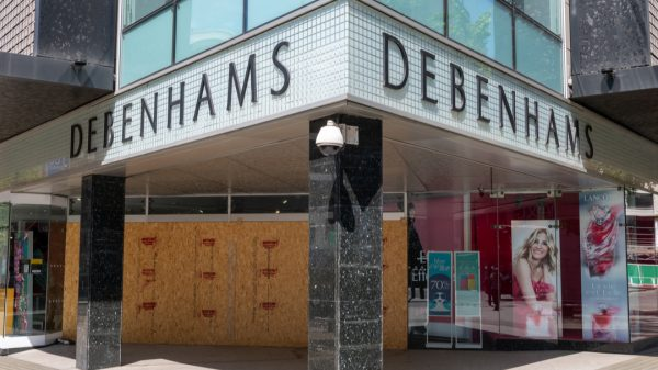 "Debenhams and Topshop were ""always doomed"" to collapse after suffering years of declining interest online, according to new research share exclusively with Charged."