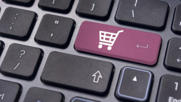 """Online sales fell 5.6 per cent in April as shoppers returned to high street retailers in their droves dealing what analysts are calling a """"body blow"""" to the ecommerce sector."""