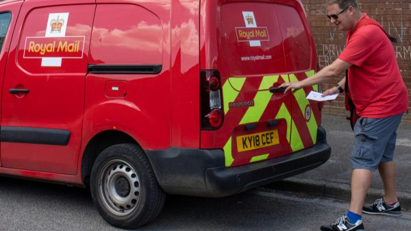 Royal Mail has more than quadrupled its profits over the past year as its shift towards parcel delivery allowed it to cash in on the online shopping boom.