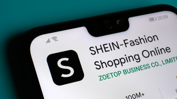 Shein has overtaken Amazon to become the most downloaded shopping app in the US as it continues its blistering rise to prominence.