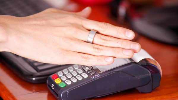 Smart rings could soon replace contactless cards and smartphones as the main method of making touchless payments.
