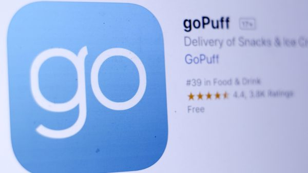 Gopuff has entered into the UK rapid delivery landscape as the battle for market gains hots up after acquiring UK based food delivery startup, Fancy.