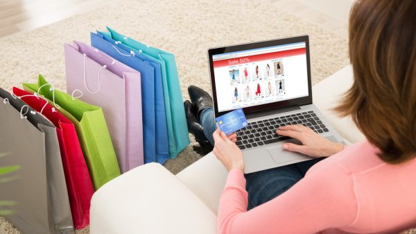 Online shopping helped beat Covid blues during lockdown, survey reveals