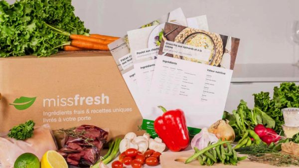 Chinese online grocery delivery company MissFresh saw its share price tumble 25.7 per cent from the IPO price, closing at $9.66 a share.
