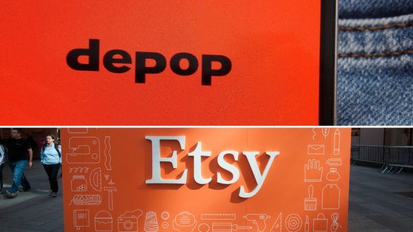 Etsy is set to buy Depop in a deal worth $1.6 billion marking its largest acquisition to date as it seeks to attract 'Gen Z' shoppers.