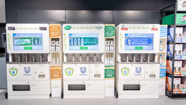 Asda and Co-op stores across the UK are set to launch new self-refill stations allowing customers to fill up their own reusable containers with a range of leading products.