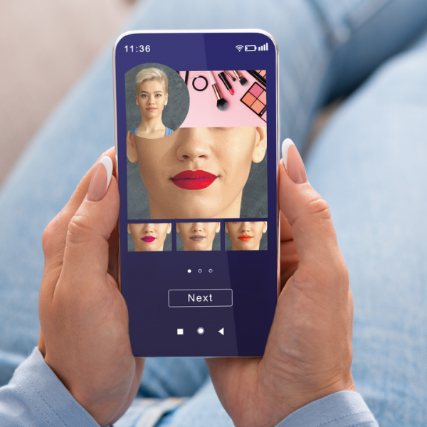 Google has partnered with augmented reality (AR) technology provider Perfect Corp enabling shoppers to use its virtual try-on feature in Google Search.