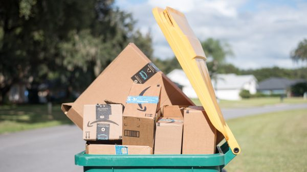 """Amazon has been accused of """"routine destruction of millions of perfectly good products"""" as charities call for new anti-waste laws to be brought in."""