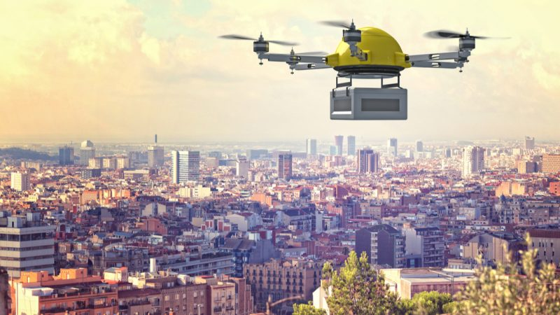 Tesco's two-minute drone delivery trial is set to quadruple in size as its operator Manna reveals plans to launch in a much larger location.
