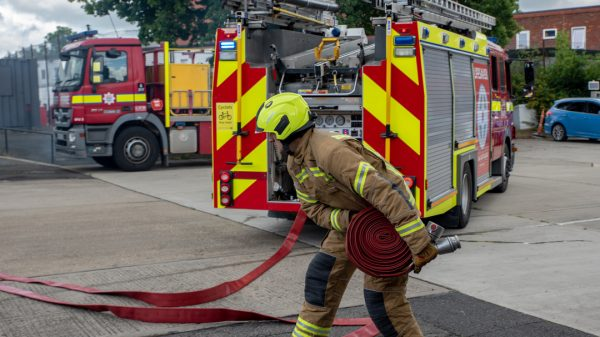 Ocado has been forced to cancel thousands of customer's orders after its picking robots collided and set fire to its largest fulfilment centre in south-east London.