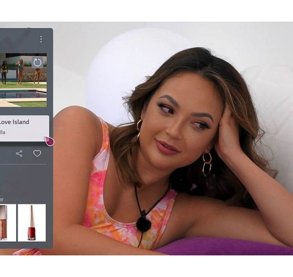 ITV is set to launch 'Shoppable TV' during its wildly popular series Love Island allowing users with a smart TV to purchase featured products.