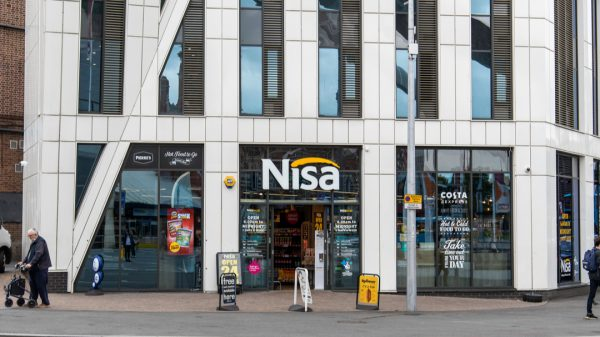 Nisa says it's tie-up with Deliveroo has significantly boosted sales with some of its stores now receiving 10 per cent of their turnover via the app.
