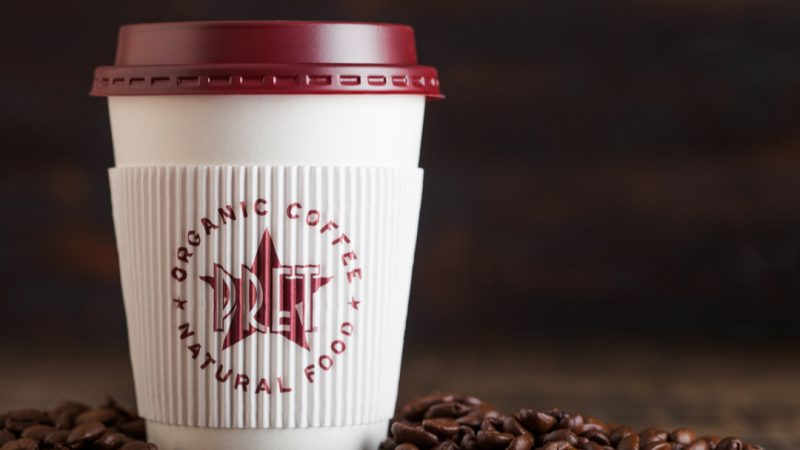 Pret A Manger is planning to launch automated self-service coffee machines as it faces severe staff shortages and dwindling commuter footfall.