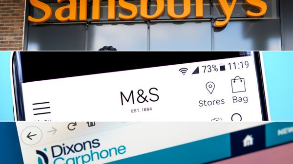 """Sainsbury's, Marks & Spencer, Dixons Carphone and Halfords could all be targeted for takeovers by private equity firms this year amid a wave of """"pandemic plundering""""."""