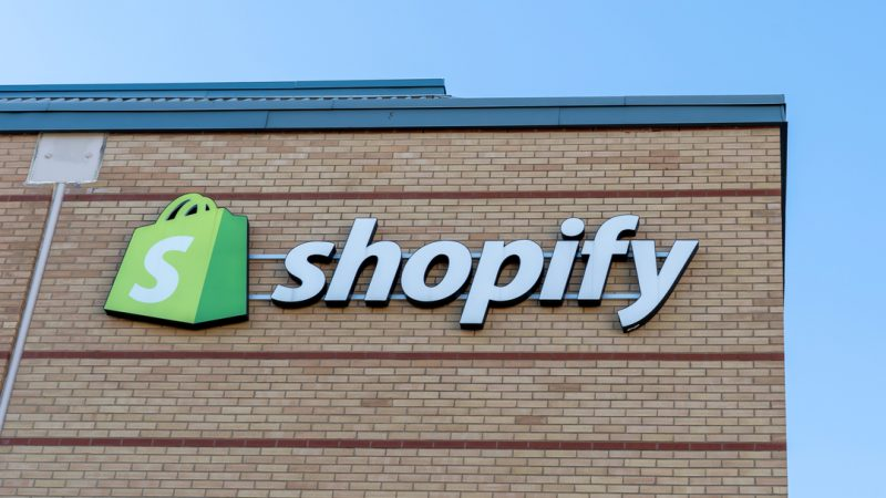 """Shopify says ecommerce spend has """"reset at a higher level"""" and will continue to grow throughout the year despite the worldwide easing of lockdown restrictions."""