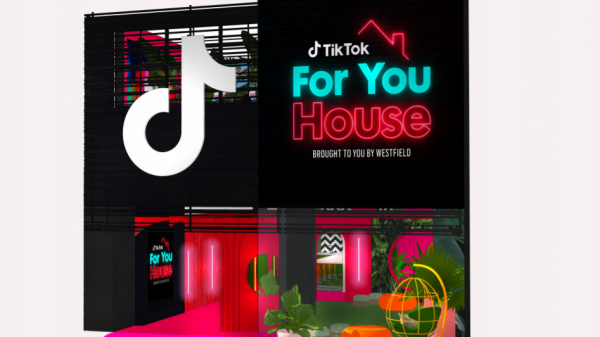 """TikTok is launching its first ever physical retail destination in Westfield London aiming to bring the """"experience of video and retail"""" to a real-life format."""