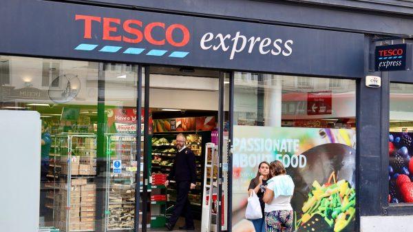 Tesco introduces autonomous store system to compete with Amazon Fresh