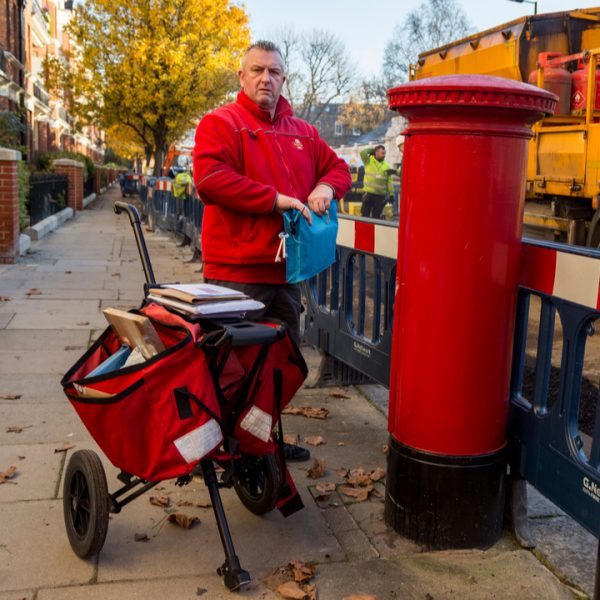 Royal Mail is hoping that the shift to ecommerce continues and isn't just a trend brought on by the pandemic as it records positive figures on its parcel deliveries.