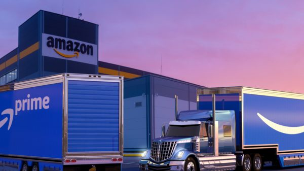 Amazon's carbon emission output rose by 19 per cent last year, despite the pandemic driving a drop in global levels.