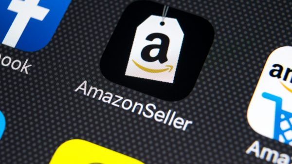 Amazon sellers now account for over five per cent of the UK's entire monthly retail turnover raking in hundreds of millions every week.