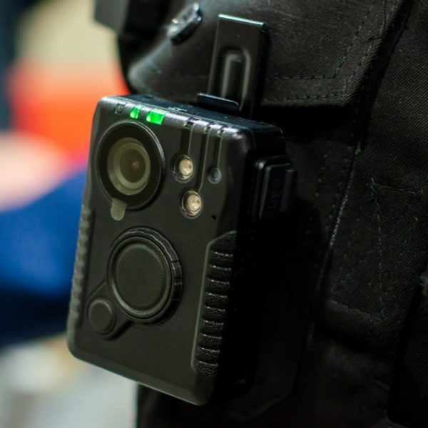 Retail security personnel could soon be equipped with body worn cameras capable of facial recognition as violence towards staff continues to escalate.
